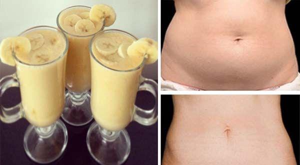 Banánový - 1banán,1pomeranč,1/2šálku řeckého jogurtu,1PLoliv.oleje,2PLlněné semínko,2PLsuš.syrovátky.