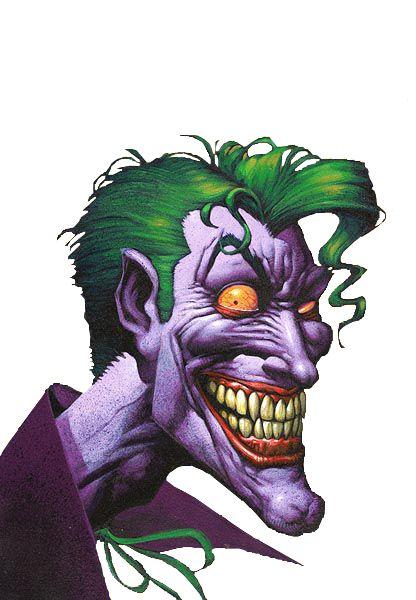 pin the joker art - photo #48