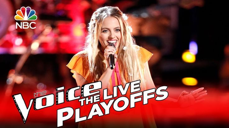 """The Voice 2016 Darby Walker - Live Playoffs: """"Those Were the Days"""""""
