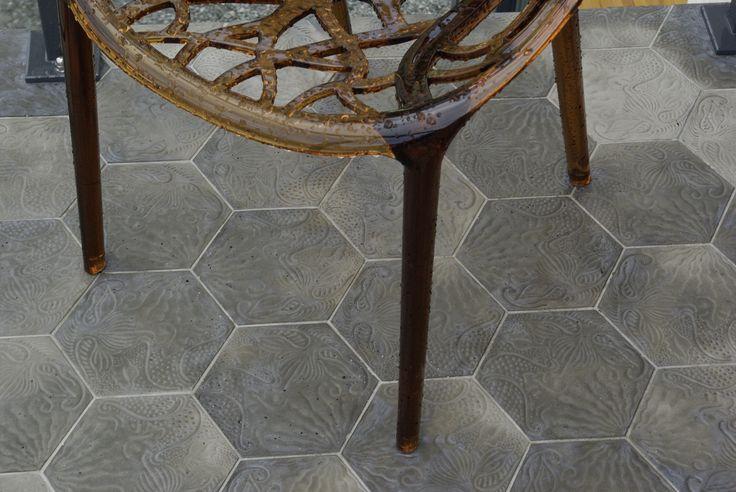 La rambla tiles by www.artisvisio.pl