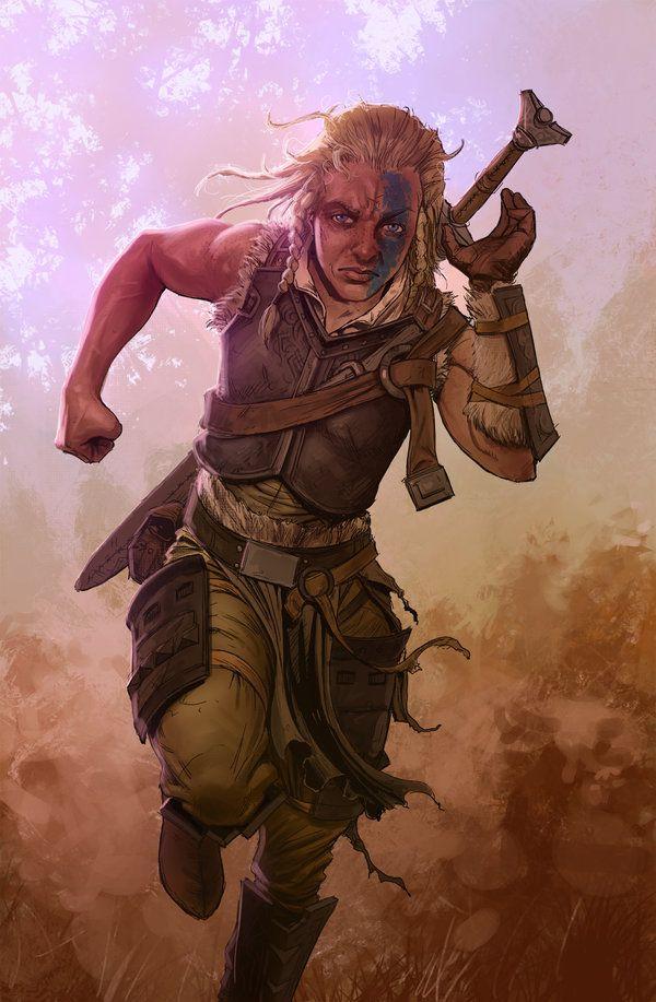 Mjoll the Lioness by Jedi-Art-Trick.deviantart.com on @DeviantArt     http://jedi-art-trick.deviantart.com/art/Mjoll-the-Lioness-429431228
