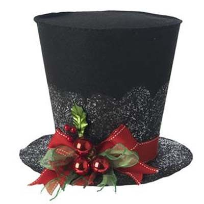 top hat christmas centerpieces | Creating a Top Hat Centerpiece