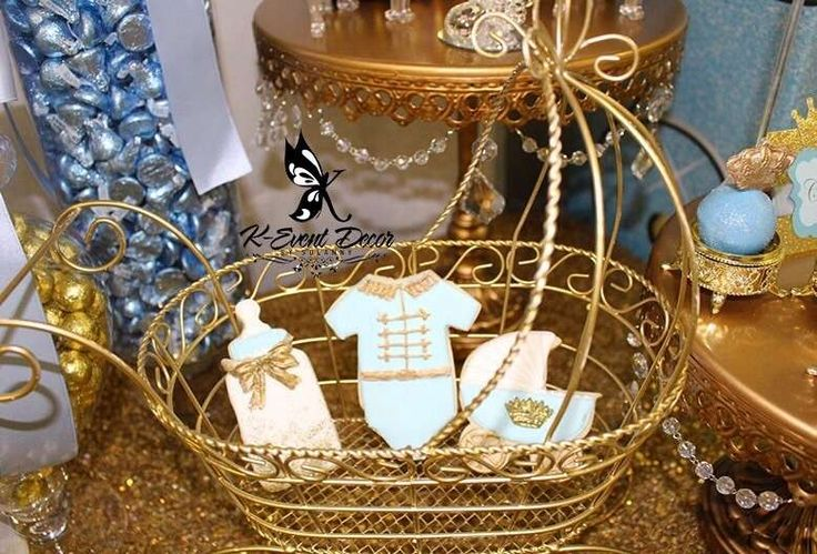 Prince Baby Shower Party Ideas   Photo 2 of 20   Catch My Party