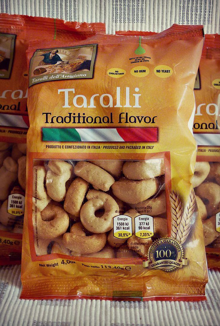 Classic Taralli