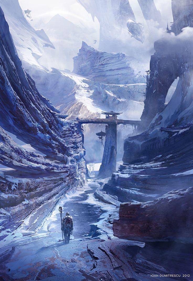 // 10 spectacular fantasy scenes from Digital Art Masters