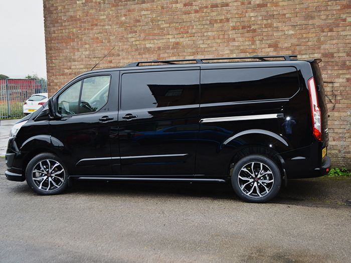Ford Transit Custom WASP - Swiss Vans Ltd, Bridgend, South Wales, UK Call us today for top van prices and full details on 01656 674620 or 01656 763900