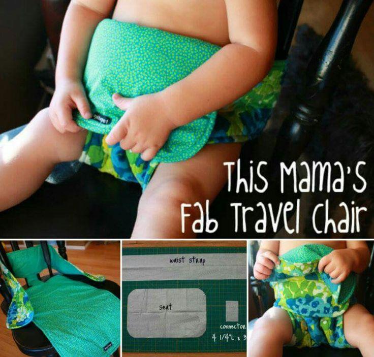 Baby seat bib