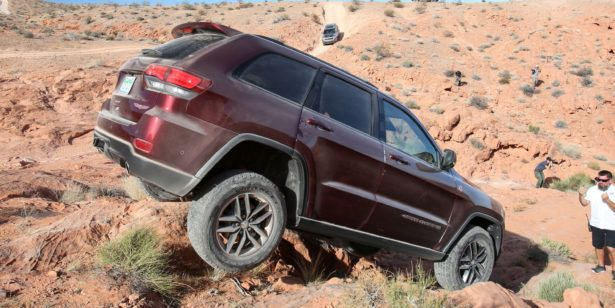 grand cherokee trailhawk off road msrp jeep all black