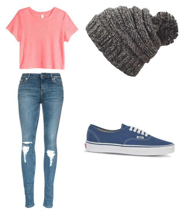 Untitled #8 by branda-eggert on Polyvore featuring polyvore, fashion, style, H&M, Vans, Dakine, women's clothing, women's fashion, women, female, woman, misses and juniors