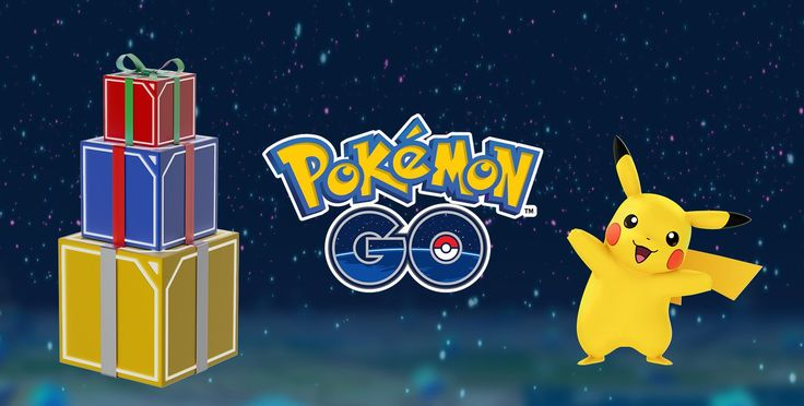 Grande evento de fim de ano do Pokémon GO