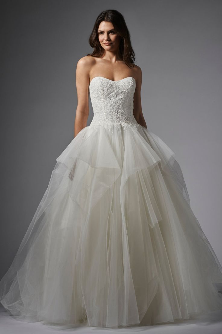 150 best Wtoo Collection images on Pinterest | Bridal gowns ...