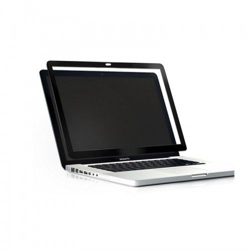 Ivisor pro screen protector para macbook pro 15---bezel-negro, disponible en applextreme.com al mejor precio!!!