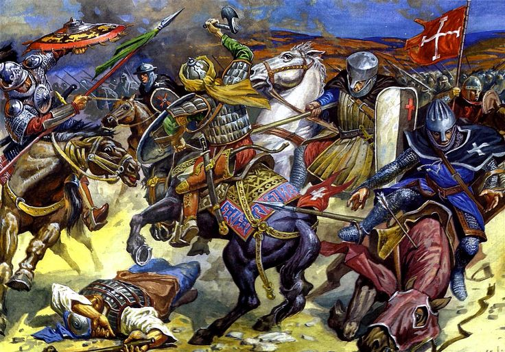 the battle of hattin The devastating defeat of the combined christian army at the battle of hattin on july 4, 1187, was one of the most significant disasters in medieval military history.