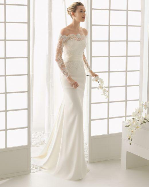 684 besten Trouwjurken Bilder auf Pinterest | Brautkleider ...
