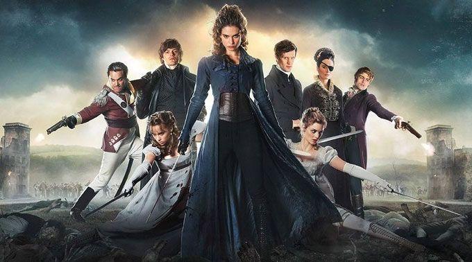 Osfilmes de super-heróis e contos de fada nãodevem sair tão cedo de moda,assim como as produções sobrezumbis. A aposta da vez é 'Orgulho e Preconceito e Zumbis',uma versão mais hardcore do clássico livro 'Orgulho e Preconceito', escrito por Jane Austen e lançado em 1813. A essência da história de Austen continua a mesma: Em um baile, Jane (Bella Heathcote) e Elizabeth Bennet (Lily James) conhecem Mr. Bingley (Douglas Booth) e seu arrogante amigo, Mr. Darcy (Sam Riley), recém-chegados à…