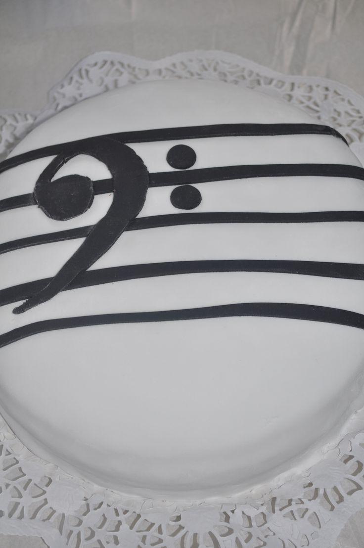 Torta Clave Fa