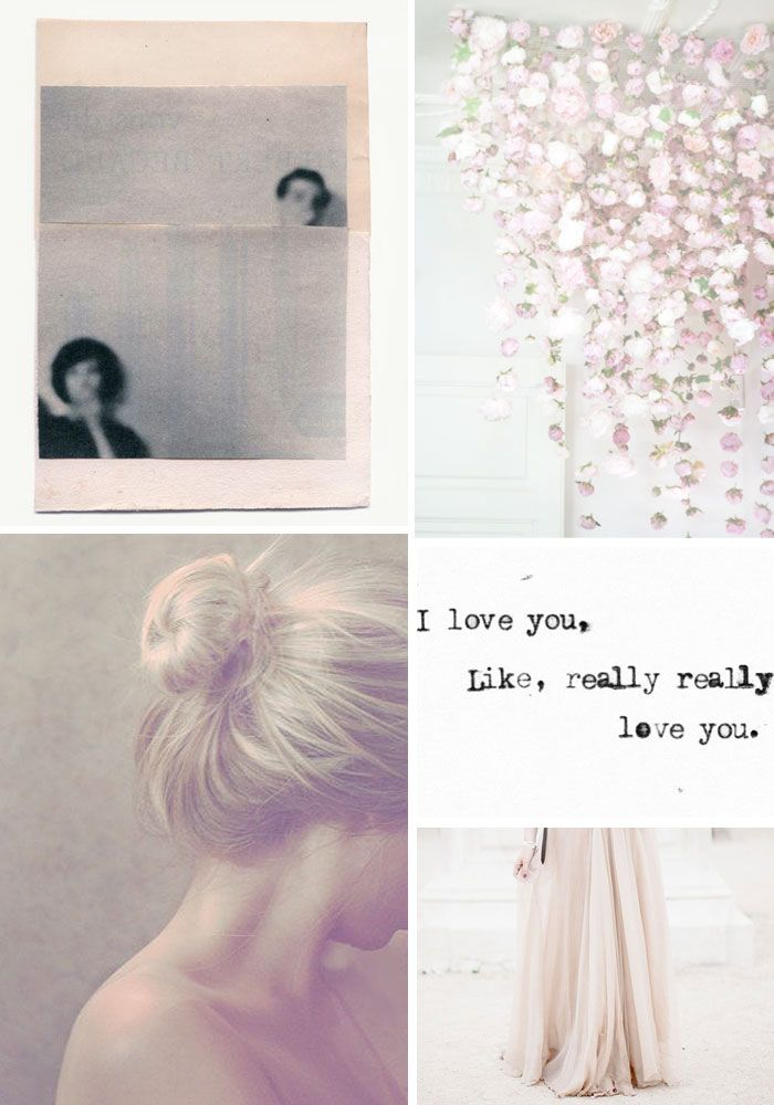 THE LUCY CHASE PROJECT // I love you, like really really love you.