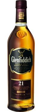 Glenfiddich 21 Year Old Havana Scotch Whisky