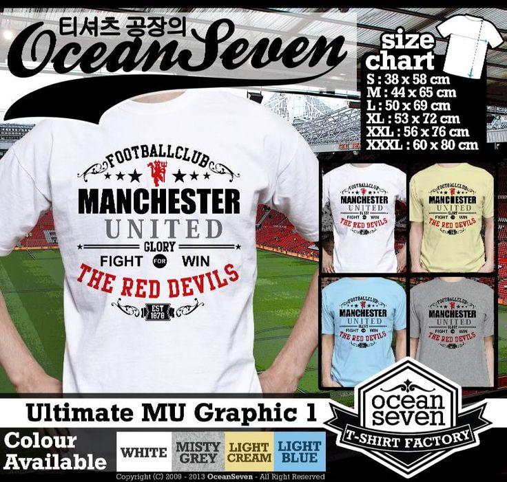 Kaos Bola Manchester United 1