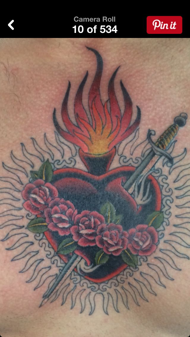 15 best images about sacred heart tattoos on pinterest london sleeve and heart tattoo designs. Black Bedroom Furniture Sets. Home Design Ideas