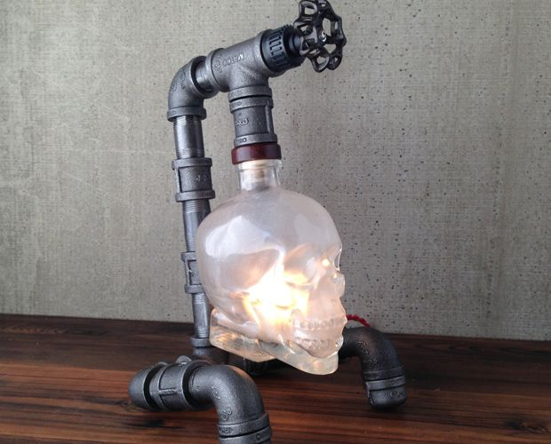 Home Made Lamps best 25+ steampunk lamp ideas only on pinterest | vintage lighting