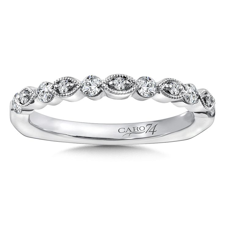 True Fit Matching Diamond Wedding Band And A Beautiful Reminder Of That Special Day For Years To Come