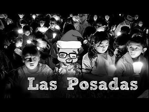 What are Las Posadas? This is how we celebrate in Los Angeles @omgitseddieg - YouTube