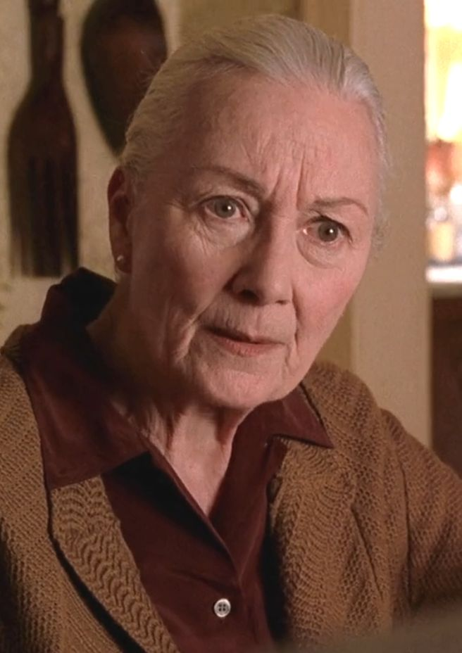Marvel in film n°7 - 2004 - Rosemary Harris as May Parker - Spider-Man 2 by Sam Raimi