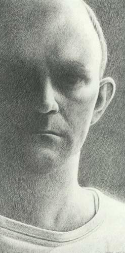 Self Portrait, 1968 christopher pratt, the boy can draw
