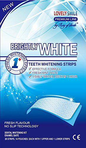 3d white crest bande blanchissante
