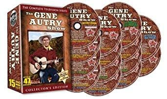Gene Autry & Pat Buttram & n/a The Gene Autry Show: The Complete TV Series