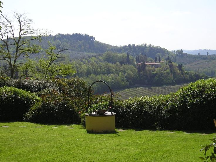 #tuscanycook panoramic garden #contactus www.tuscanycook.com