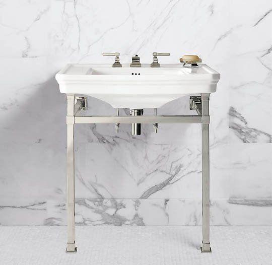 17 Best Ideas About Open Bathroom Vanity On Pinterest