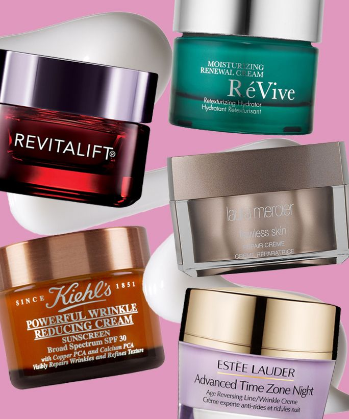 The Top-Rated Wrinkle Creams on the Market Right Now from InStyle.com
