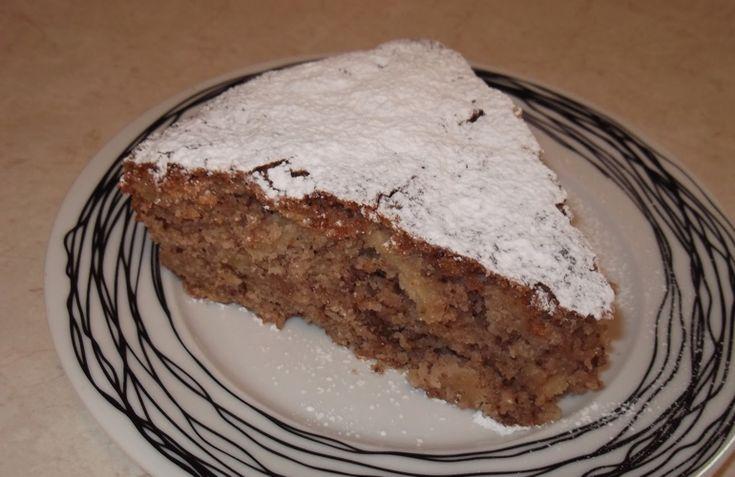 Κέικ μήλου αρωματικό