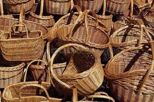 Basket Weaving With Leaves : Best images about art craft basketry weaving on