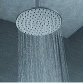 Found it at Wayfair - Opera Round Ceiling Mount Shower Head