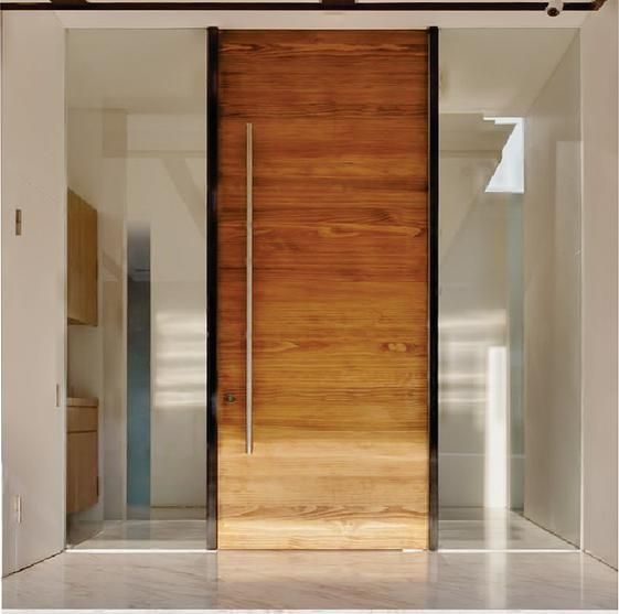 Impact Modern Doors
