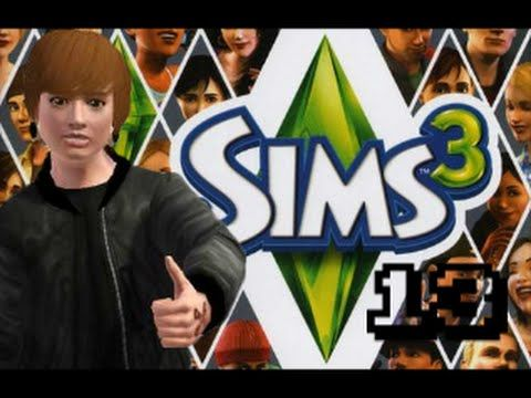 Sims 3 Lets Play - Part 13 - Just a average day in Jakes life