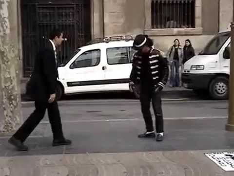 This Dance-Off Between A Mormon And A Michael Jackson Impersonator Will Make Your Day