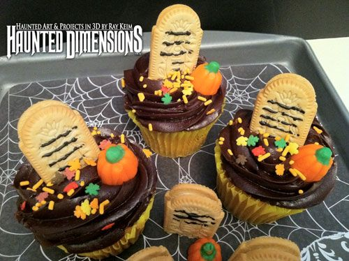 14 Best images about Halloween on Pinterest Sprinkles, Easy - cupcake decorating for halloween
