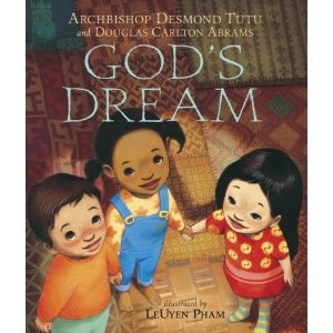 Illustrations to accompany the writing of Desmond Tutu.