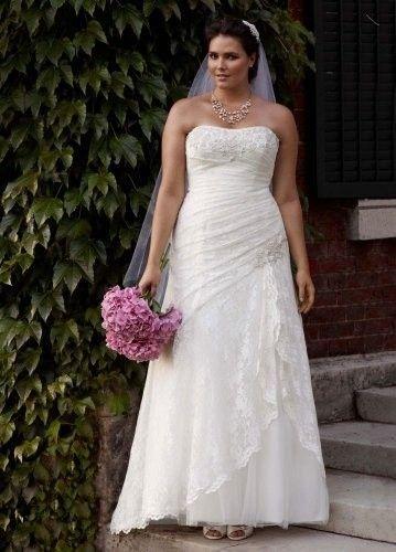 Abiti da sposa pronovias taglie forti