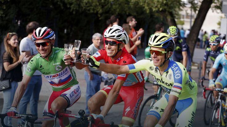 Aru wygrał Vueltę, Degenkolb najszybszy na ostatnim etapie
