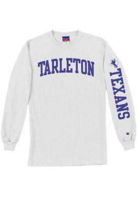 Tarleton State University Texans Long Sleeve T-Shirt   Tarleton State University