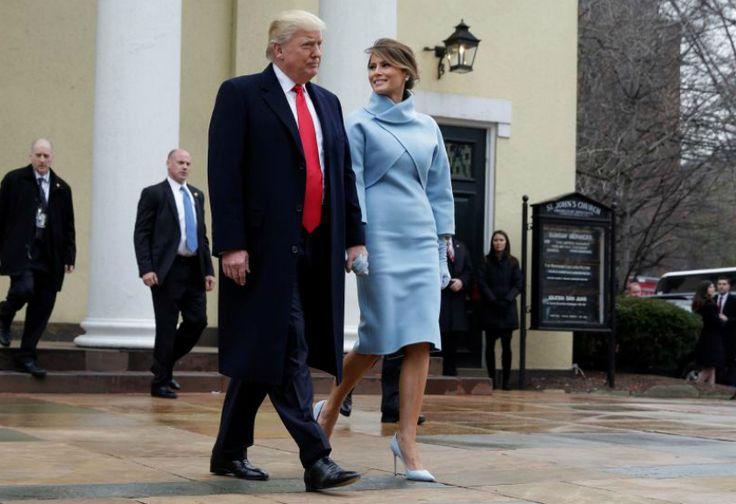 Kumpulan Fakta Unik Ibu Negara Amerika Serikat, Melania Trump