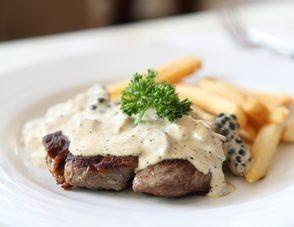 Receta Casera de Solomillo al Roquefort       La receta de hoy para los que nos gusta el queso es ideal.   El queso Roquefort tiene muc...