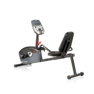 This Schwinn A20 Recumbent Exercise Bike is quite an old model, but is still one of the top low-cost recumbent exercise bikes.