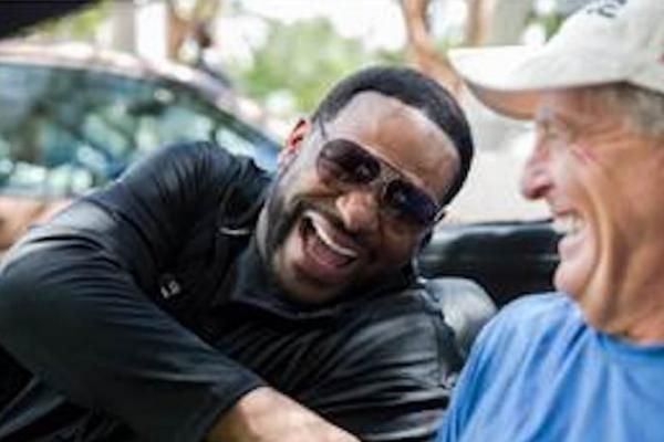 Pittsburgh Steelers Hall of Fame running back Jerome Bettis and golfer Fred Funk's fitness tour goes live on May 17.