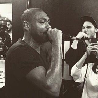 British Rappers Kano spitting bars. UK Rap & Grime Music